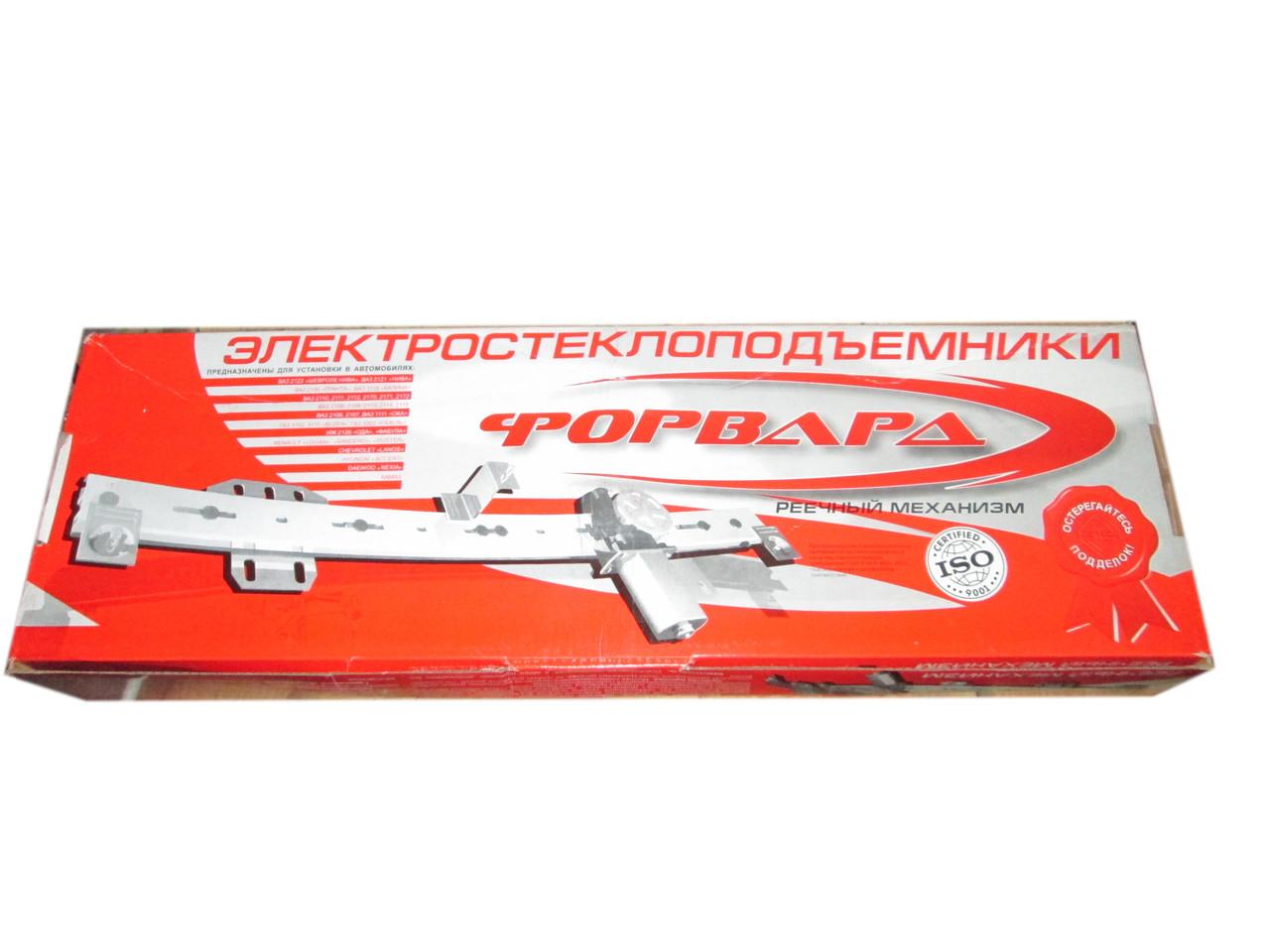 Електросклопідйомник рейковий на ВАЗ 2109, 21099