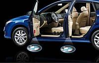 100 % ОРИГИНАЛ Подсветка дверей авто проектор логотипа автомобиля