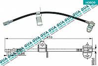 Шланг / трубка тормозной системы передний правый L478 ( 1шт ) BSG30-730-010 Ford TRANSIT 2000-2006