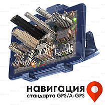 Планшет-навигатор Samsung X7 экран 7 дюймов HD IPS Android 5.1 Quad core 1GB+8GB 3G 2SIM GPS Камера 0.3/2МП, фото 3