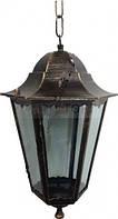 Светильник садово-парковый Lemanso Светильник Lemanso PL6105 античное золото на цепочке 60W (20)