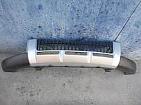 Накладка бампера передняя нижняя Skoda YETI 2013-2016 (Шкода Ети), 5L0807061A