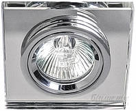 Светильник точечный  Точка света CR 114 M/CHR 50 Вт GU5.3 зеркальное покрытие