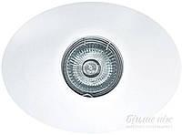 Светильник точечный  Точка света гипсовый СВБ 18У-9-074УХЛ4 35 Вт GU5.3 белый