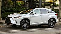 Кроссоверы Lexus: семиместный RX на подходе, компактный UX задерживается