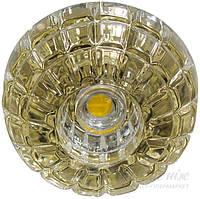 Светильник точечный  Feron JD87 COB LED 10 Вт золото