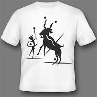 Печать на футболках Днепропетровск: флекс, сублимация, шелкотрафарет