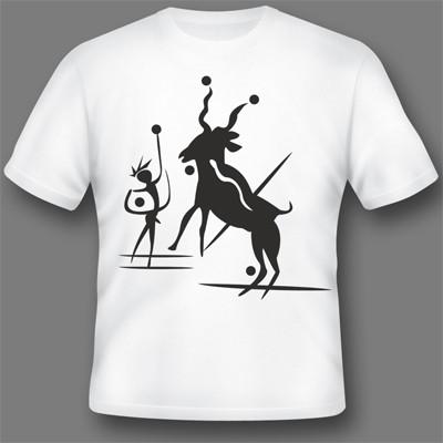 технология печати на футболках сублимация