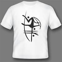 Оригинальная печать на футболках