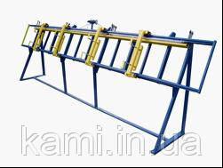 Пресс ваймы для производства клееного бруса (евробруса) ВЕ-12