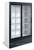 Шкаф холодильный  ШХ-0,80С (0...+7) купе