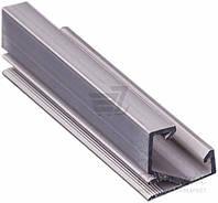 Профиль алюминиевый  TIS для LED ленты 17x17 мм  угловой серебро 200 см ЛПУ17