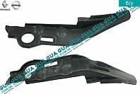 Декоративная накладка лобового стекла правая ( молдинг ) -03 7700304883 Nissan KUBISTAR 1997-2008, Renault KANGOO 1997-2007