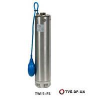 Насос для колодца, реки TWI5-FS 304 1~ WILO, фото 1