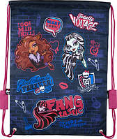 Сумка для обуви  Monster High (школа монстров)
