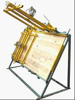 Пресс-вайма для производства мебельного щита ВУБ