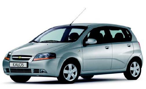 Автомобильные стекла для CHEVROLET AVEO (KALOS) 2002-2006