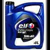Elf Evolution 900 NF 5W-40, 4л