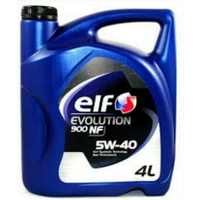 Elf Evolution 900 NF 5W-40, 4л
