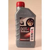 VENOL DOT-4 тормозная жидкость  1л