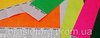 Контрольные бумажные браслеты Tyvek© - 200шт.