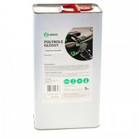 Grass 120101 Полироль очиститель пластика «Polyrol Glossy» глянцевый блеск, 5л.