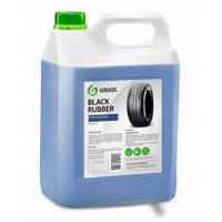Grass 125231 Полироль для шин, чернитель резины «Black Rubber», 5л.