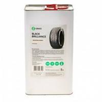 Grass 125101 Полироль для шин, чернитель резины «Black Brilliance», 5л.