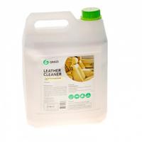 Grass 131101 Очиститель кондиционер кожи «Leather Cleaner», 5л