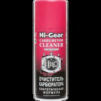 Hi-Gear HG3116 Очиститель карбюратора аэрозоль, 350мл.