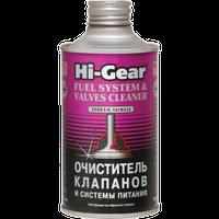 Hi-Gear HG3236 Очиститель клапанов и системы питания, 325мл