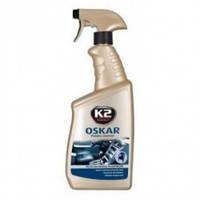 K2 Oscar Очиститель пластиковых деталей салона 770мл