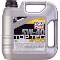Liqui Moly Top Tec 4100 Синтетическое Моторное Масло 5W-40, 4л (7547)