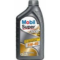 Mobil Super 3000 x1 5W-40, 1л