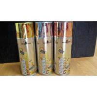 """NewTon Краска аэрозольная с эффектом хромирования """"Супер Хром"""" золото, медь, серебро. 400мл."""