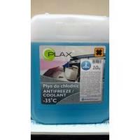 PLAX Антифриз G11 синий -35°С 10л,