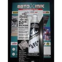SPARCO Sp2006 герметик  силиконовый черный  85мл
