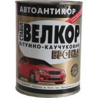 "VELVANA мастика антикоррозионная битумно-каучуковая мастика ""Велкор-Стабил"" Бронза, 4л."