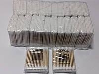 Ушные палочки на деревянной основе 100 шт