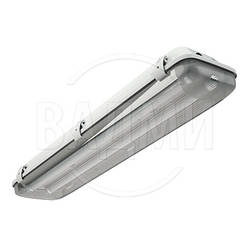 Светильник для LED ламп T8x2 (0.6m) LH2-LED-T8(0.6), Eurolamp