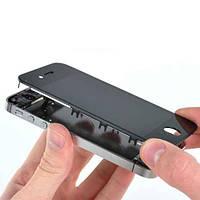 Как заменить экран на iPhone 4/4S?