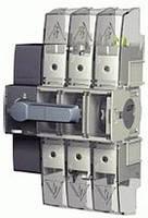 Выключатель нагрузки с видимым разрывом SIRCO MV 100-160 А Socomec