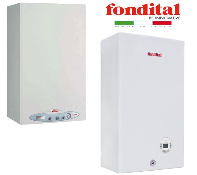 Газовые конденсационные котлы FONDITAL Италия