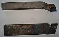 Резец проходной упорный изогнутый 40х25х200 ВК8 левый