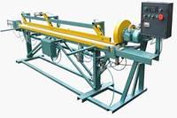 Пресс-ваймы для продольного сращивания древесины серии АПВ полуавтомат или с торцовочным узлом