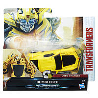 TRA Трансформеры 5: 1 Step Turbo Changer Bumblebee, C0887