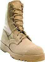 Берцы летние армии США McRae HW Coyote, оригинал, б/у, фото 1