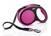 Рулетка Flexi New Comfort для собак лента L, до 60 кг, фото 1
