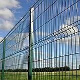 Секційний паркан з зварної сітки ТЕХНА - ЕКО, фото 9