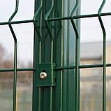 Секційний паркан з зварної сітки ТЕХНА - ЕКО, фото 10